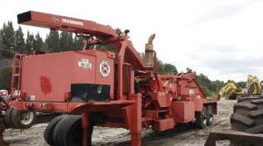 Mobark 40/36NCL Whole Tree Drum Chipper
