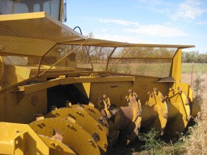 Athey 720 Compost Turner/Windrow Turner
