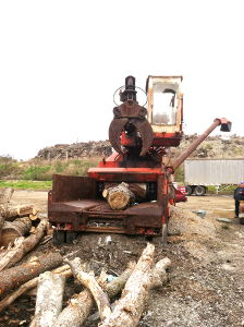 Morbark 27RXL Chiparvestor Whole Tree Chipper