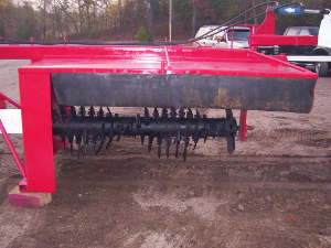 Wildcat FX700 Windrow Turner