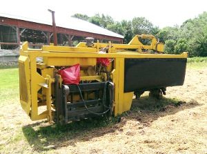 Wildcat CX700ME Windrow Turner